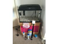25litre Tropocal fish tank