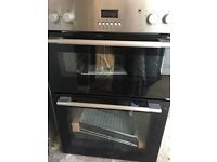 Logik Double Electric Intergrated Oven New and Unused
