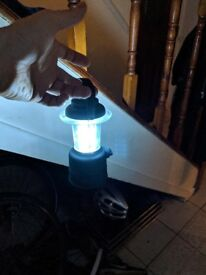 Lantern Torch (batter powered)