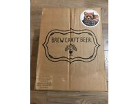 Brand New Craft Beer Making Kit - Home Brewing Kit