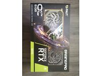 New Unopened Palit GeForce RTX 3070 Gaming Pro OC 8GB GDDR6 PCI-Express Graphics Card