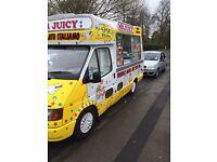 Ice cream van cummings