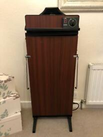 Corby Trouser press in brown