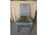 SET OF 4 RETRO KITCHEN/DINING CHAIRS