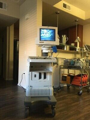 Atl Ultramark 400c Ultrasound System