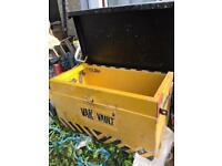 cbe64326e4 Van vault site safe security tool storage tack box