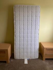 Brand new.. single mattress