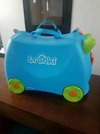 Trunki suitcase kids