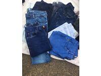 Ladies size 8 jeans