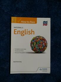 How to Pass National 5 English Book