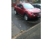 Nissan Juke Autimatic excellent condition 1 year warranty