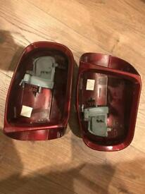 Mercedes E Class side mirror cases