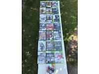 21 xbox360 games