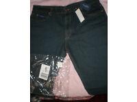 Mens Denim Jeans/Stretch Denim Jeans