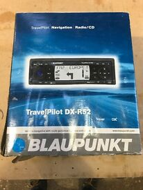 Blaupunkt Travel Pilot DX-R52