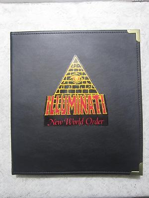 Limited   Full Set 412   Bonus   Illuminati Inwo Card Game   New World Order