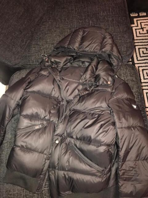 caa1fed5d Emporio Armani Padded shell down jacket   in Angel, London   Gumtree