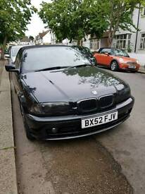 Bmw 318 ci e46 convertible for sale swap or px