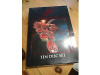 Red Dwarf Seasons 1-8 Anniversary Collection