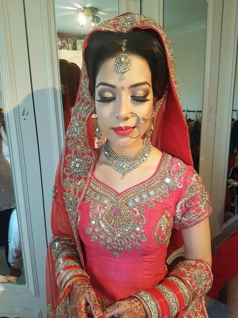razna - asian hair & makeup artist - london, surrey, herts, essex