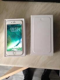 iPhone 6 boxed unlocked