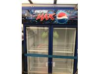 Pepsi commercial Fridge