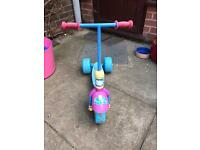 Peppa scooter