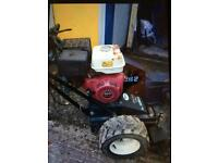 Hayter condor cylinders walk behind mower