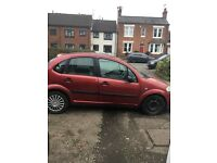 Citroen c3 needs work could be fixed up or sold for parts