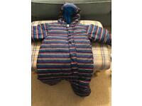 Columbia 12-18 month snow suit