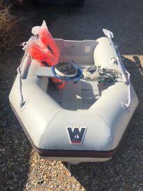 Rib Wetline Eco 260 never used in water