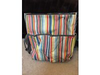 Skip Hop Colourful Striped Changing Bag