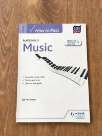 SQA How to pass National 5 Music