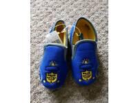 Kids police slippers brand new