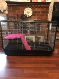 Large Rat Cage