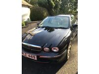 Jaguar X-Type 3.0 V6 (smooth powerful all-wheel-drive automatic, 234 BHP!) Long MOT!