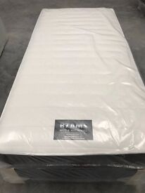 Brand New 8 inch thick With Extra`Padding 3ft Single 0r 4ft 6 Double Mattress better than a budget