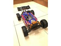 Nitro RC Car 1/8 Scale