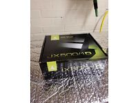 JL Audio Subwoofer and Amplifier (Basswedge CP212-W0V3 and JX500)