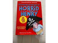 The Amazing Adventures of Horrid Henry, hardback