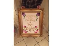Dusty Rose Designs - handmade signs and guestbooks for any occasion 🌹