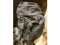 Brand New Mountain Wearhouse backpack 65L