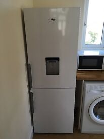 Below Fridge Freezer with water dispenser - 12 months old - Excellent condition