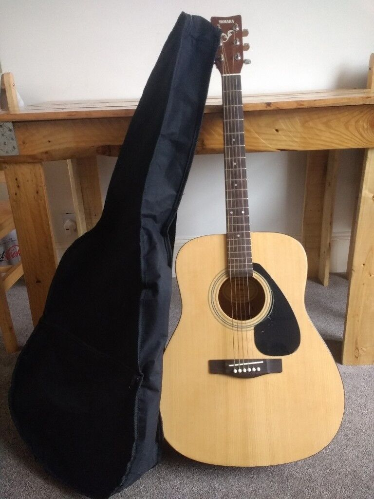 Yamaha F310 Acoustic Guitar & Case | in Chelsea, London | Gumtree