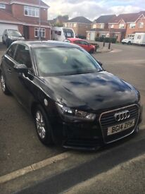 Audi A1 Tdi, 3 door hatchback, zero tax bracket, MOT to 2019. £6800