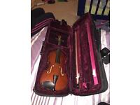 The Beare Tetris Viola, Bow & Case