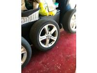 Audi alloy wheels ( VW,Skoda and Seat