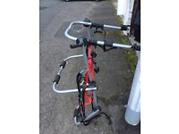 Halfords high mount 3 cycle carrier