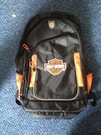 Harley Davidson bags x3