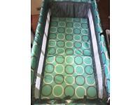 Costway Baby Cot Bed